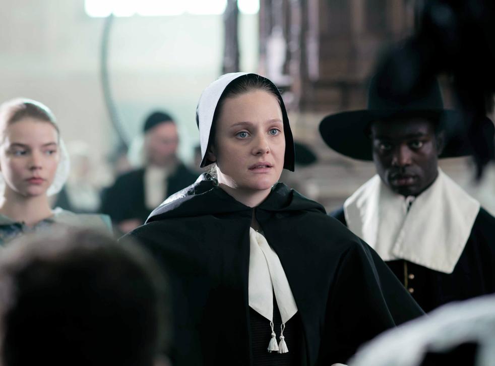 Romola Garai as Marin Brandt in 'The Miniaturist'