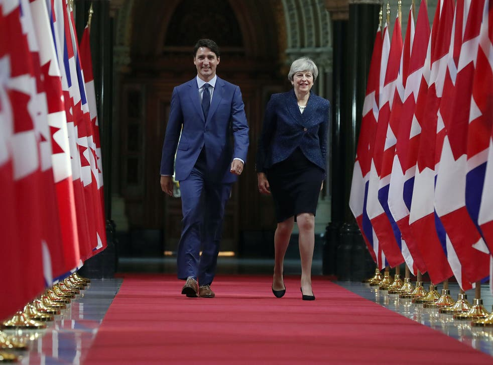 The Canada-EU deal, known as CETA, provisionally came into force in September and has a focus on the reduction of goods tariffs