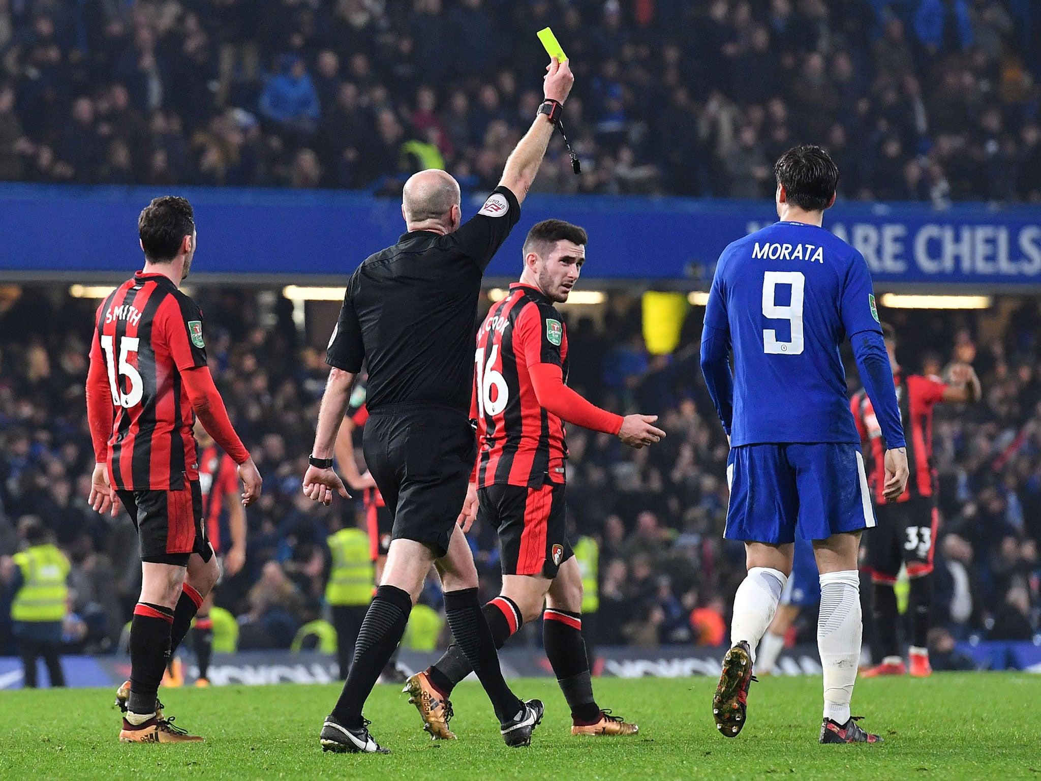 Alvaro Morata suspension for Everton match is a 'big loss,' says Chelsea boss Antonio Conte