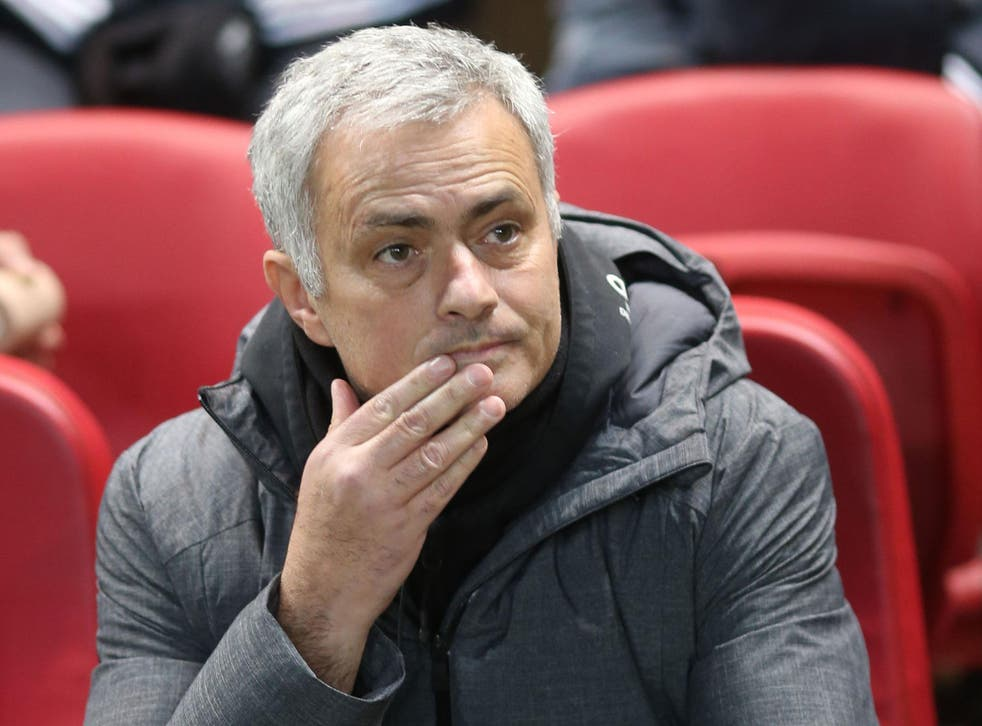 Jose Mourinho admitted that some of his Manchester United players weren't up for the fight at Ashton Gate