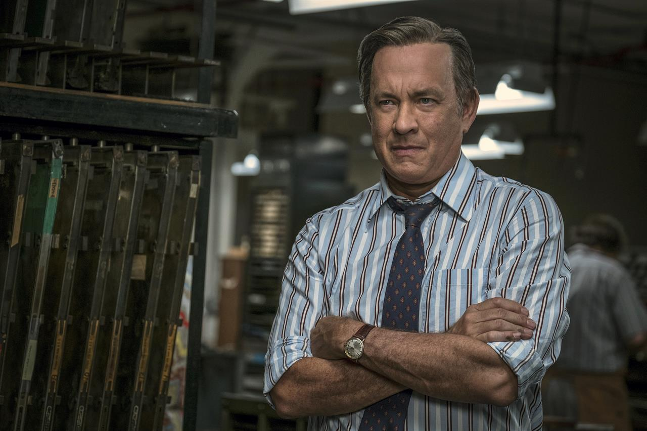 The post screenwriter defies one in a million odds to see first tom hanks would vote not to go to white house screening of the post fandeluxe Image collections