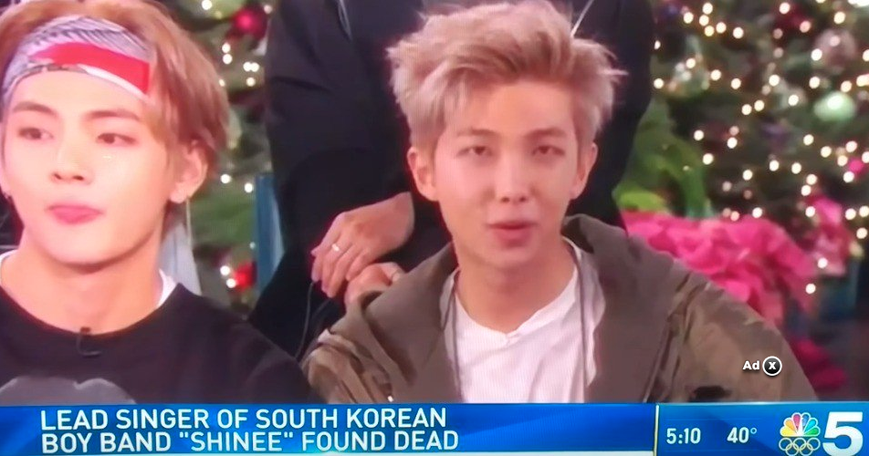 Jonghyun: NBC apologises for confusing SHINee and BTS in Kim