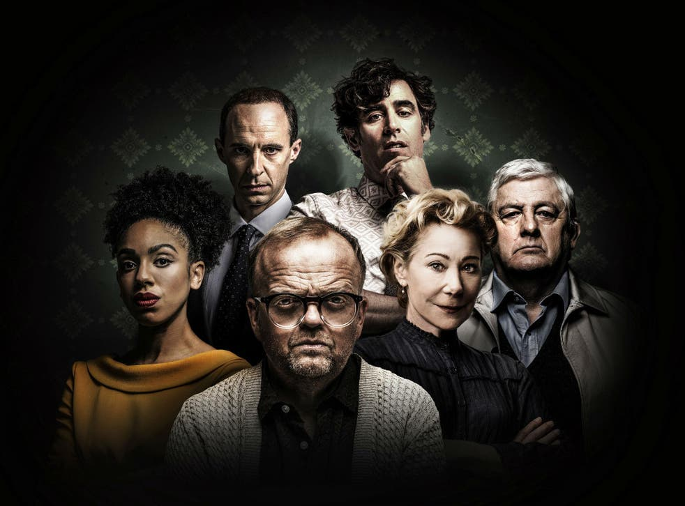 Toby Jones, Zoë Wanamaker and Stephen Mangan lead the cast in Pinter's 'The Birthday Party' in London from 9 January