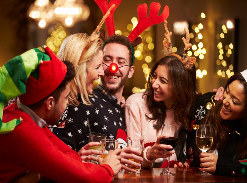 Not getting drunk at Christmas still makes some people think you're self-righteous, judgemental and boring