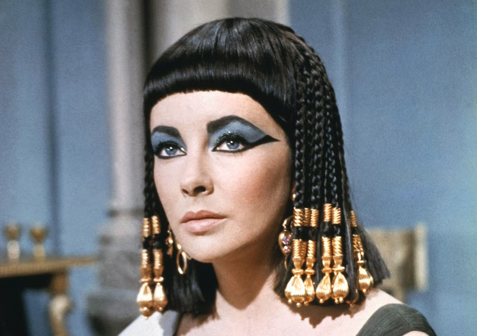 Cleopatra has already been played by many                          white women