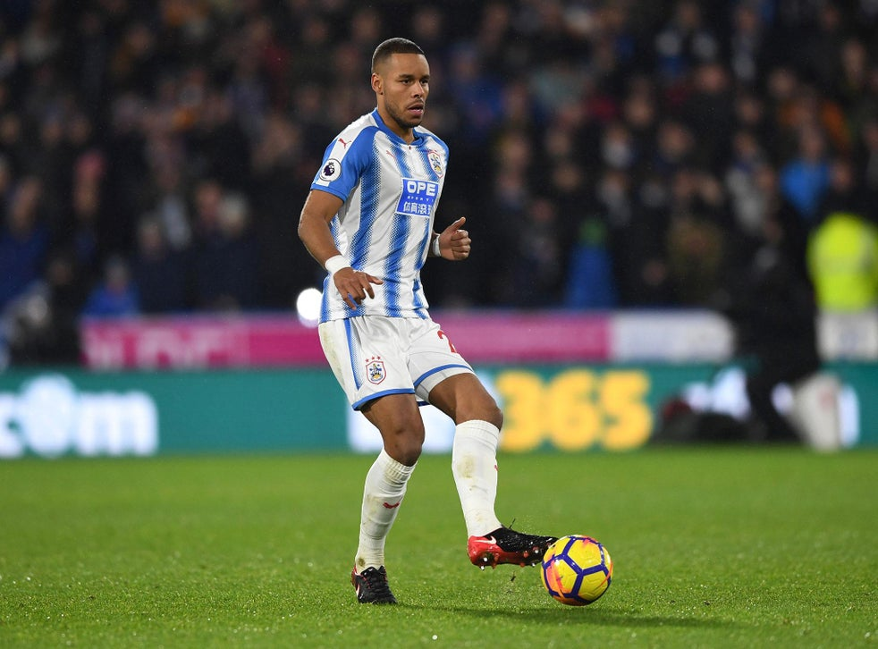 Mathias Jorgensen offers to buy travelling Huddersfield fans a Christmas drink | The Independent | The Independent