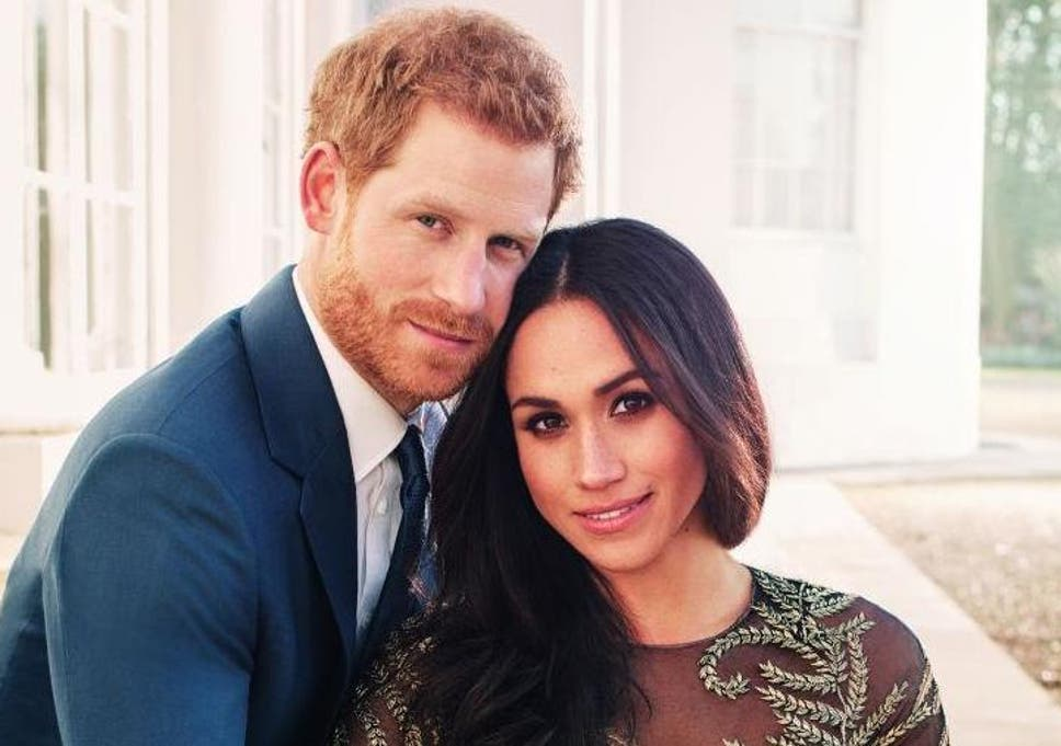 Meghan Markle wears £56,000 couture gown for engagement photos | The
