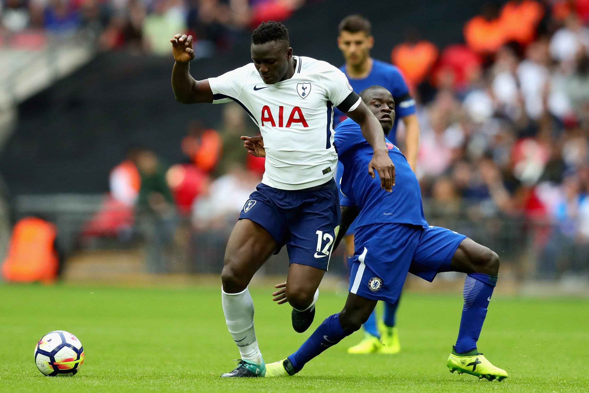 Mauricio Pochettino Hails The Return Of Very Important Victor Wanyama To Tottenham Training After Knee Injury The Independent The Independent