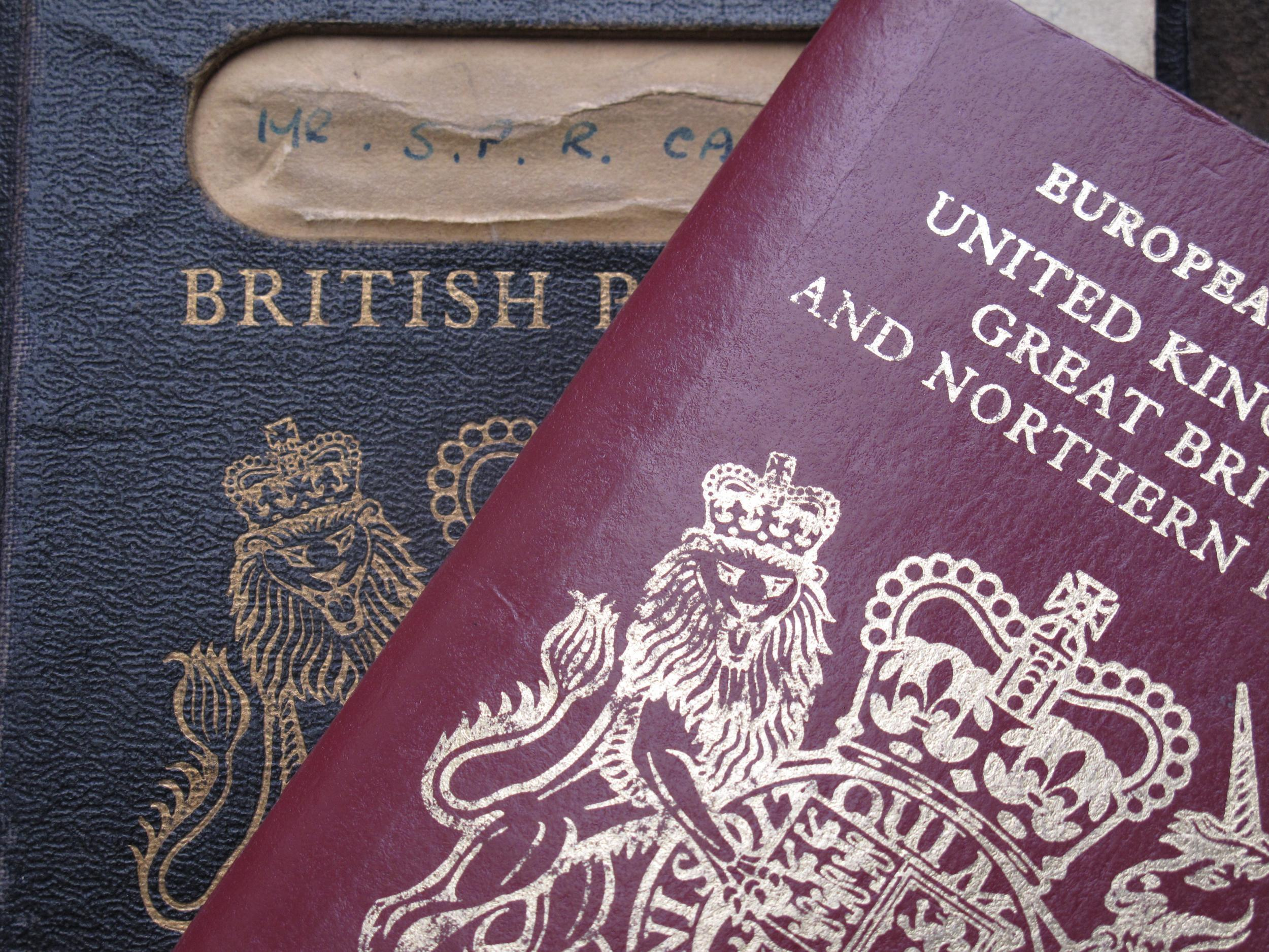 Passport change: how it happens and what it takes 49