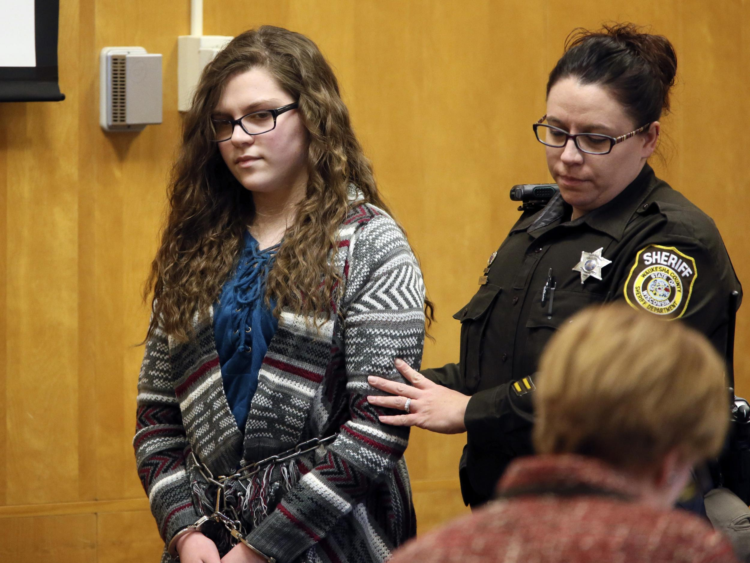 Slender Man: Girl who tried to kill her classmate to win favour with