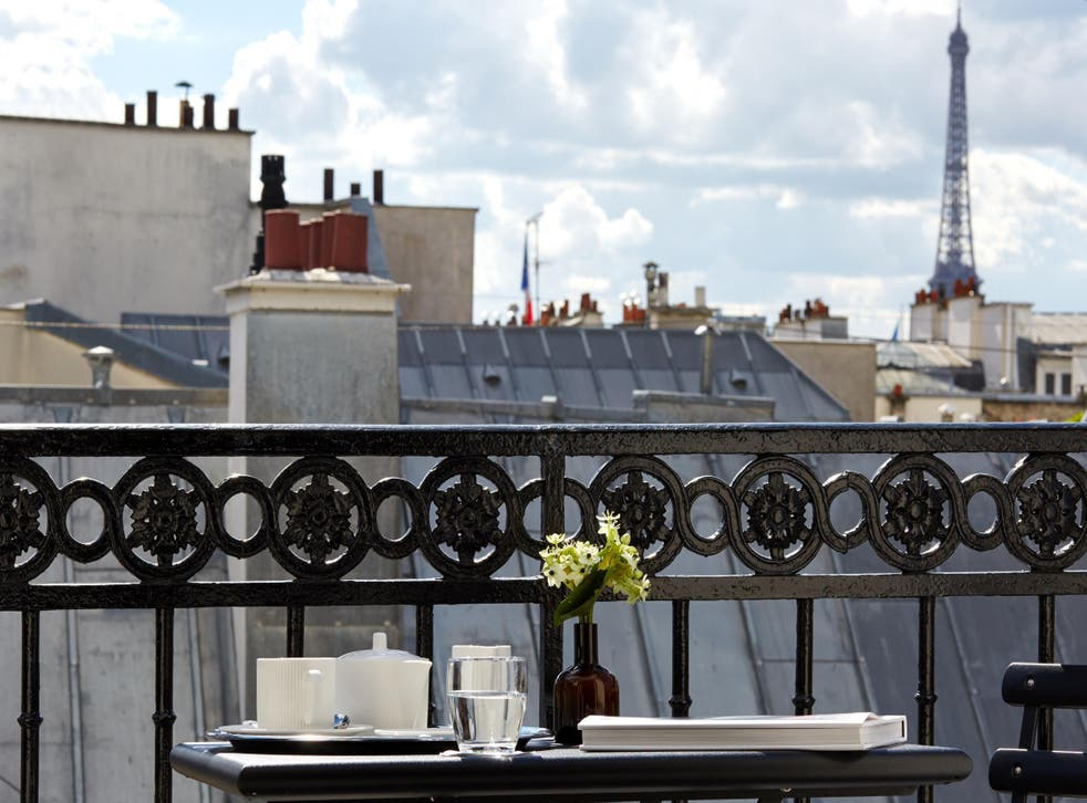 Affordable Mama Paris boasts a restaurant from Michelin-star winner Guy Savoy (Mama Paris)