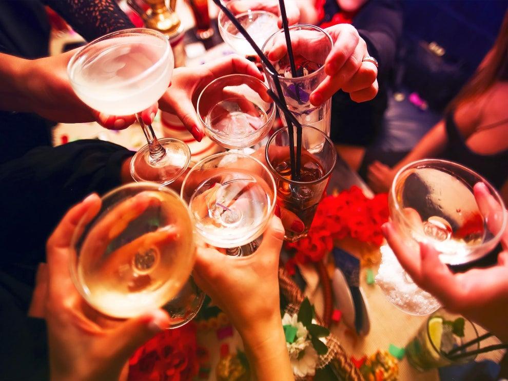 Average Briton consumes 3.5m calories of alcohol in ...
