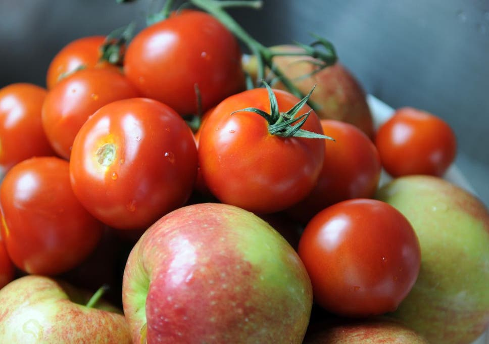 And tomatos Lesbians