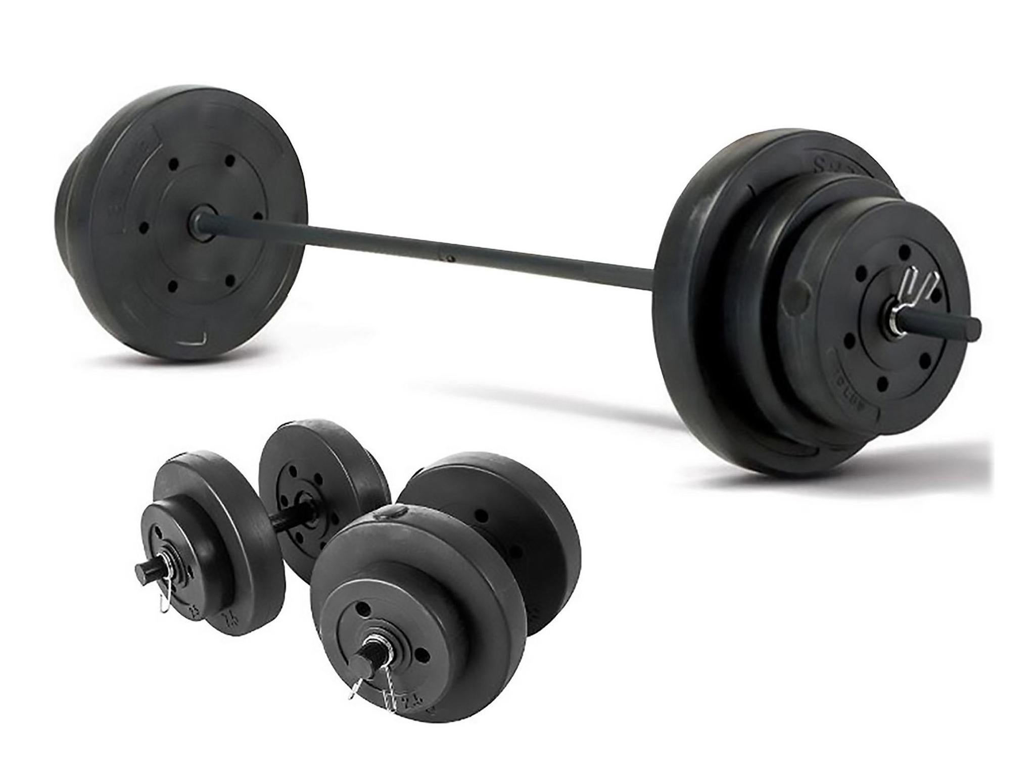 13 Best Home Fitness Equipment The Independent Mh Summer Sixpack Challenge Dumbbell Circuit You