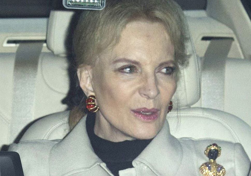 Princess Michael Of Kent Apologises For Wearing Racist Broach To