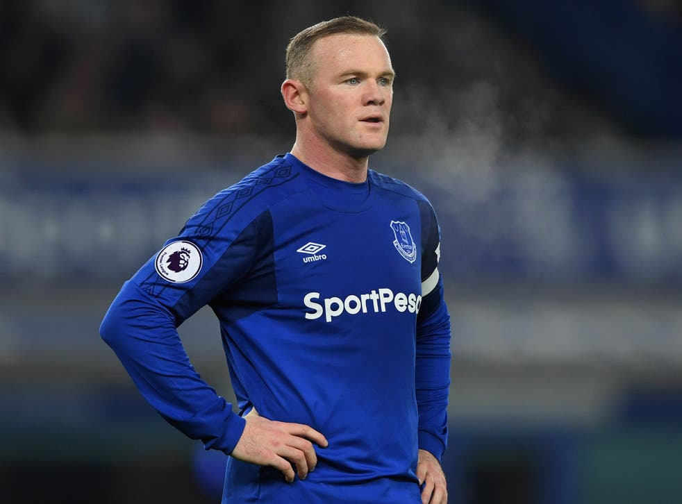 Rooney has hit 10 Premier League goals already this season