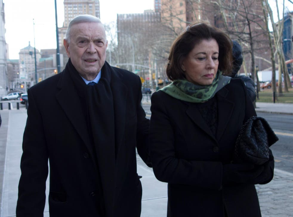 Jose Maria Marin was convicted of racketeering conspiracy