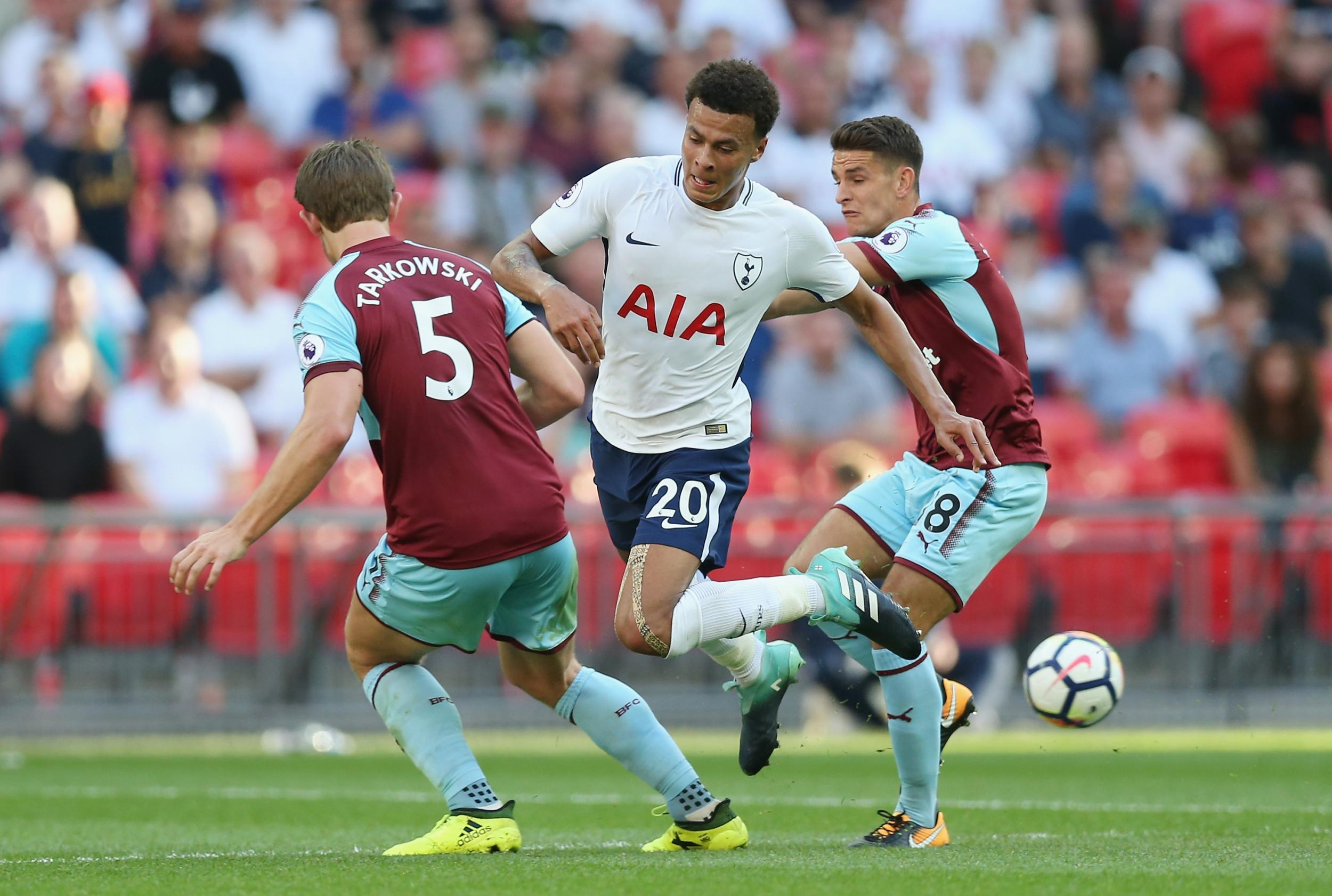 tottenham vs burnley fc - HD 2500×1682