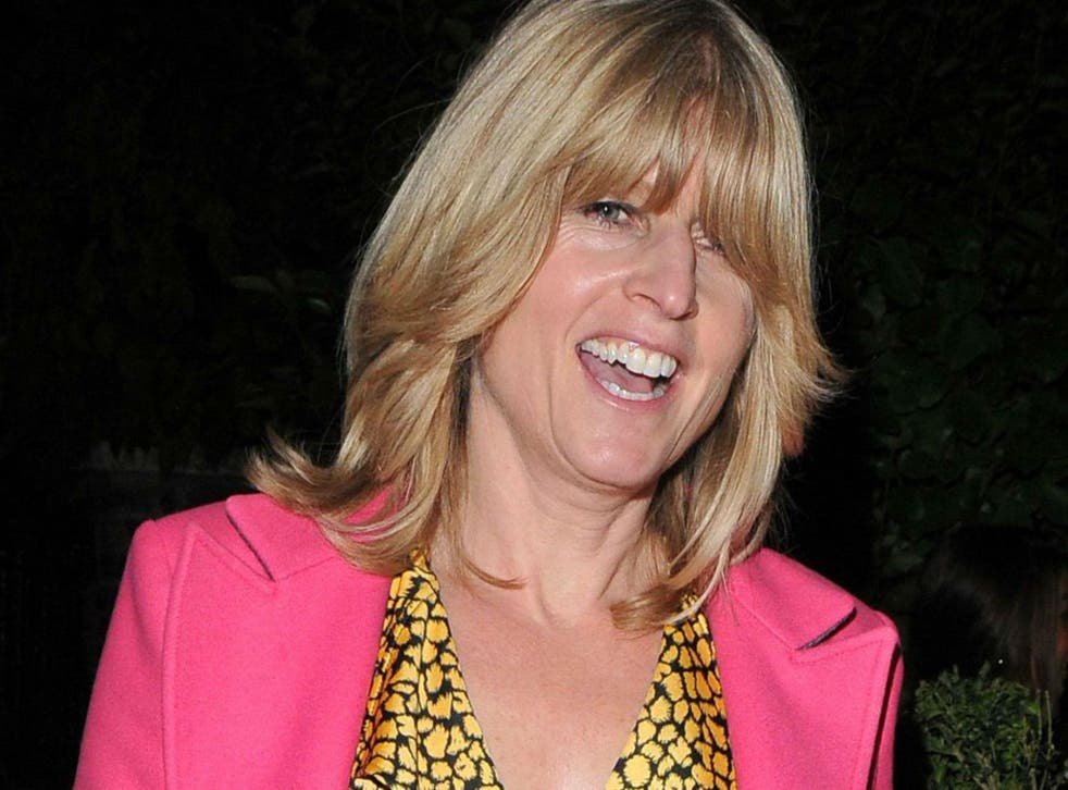 Celebrity Big Brothers Rachel Johnson reveals Ann