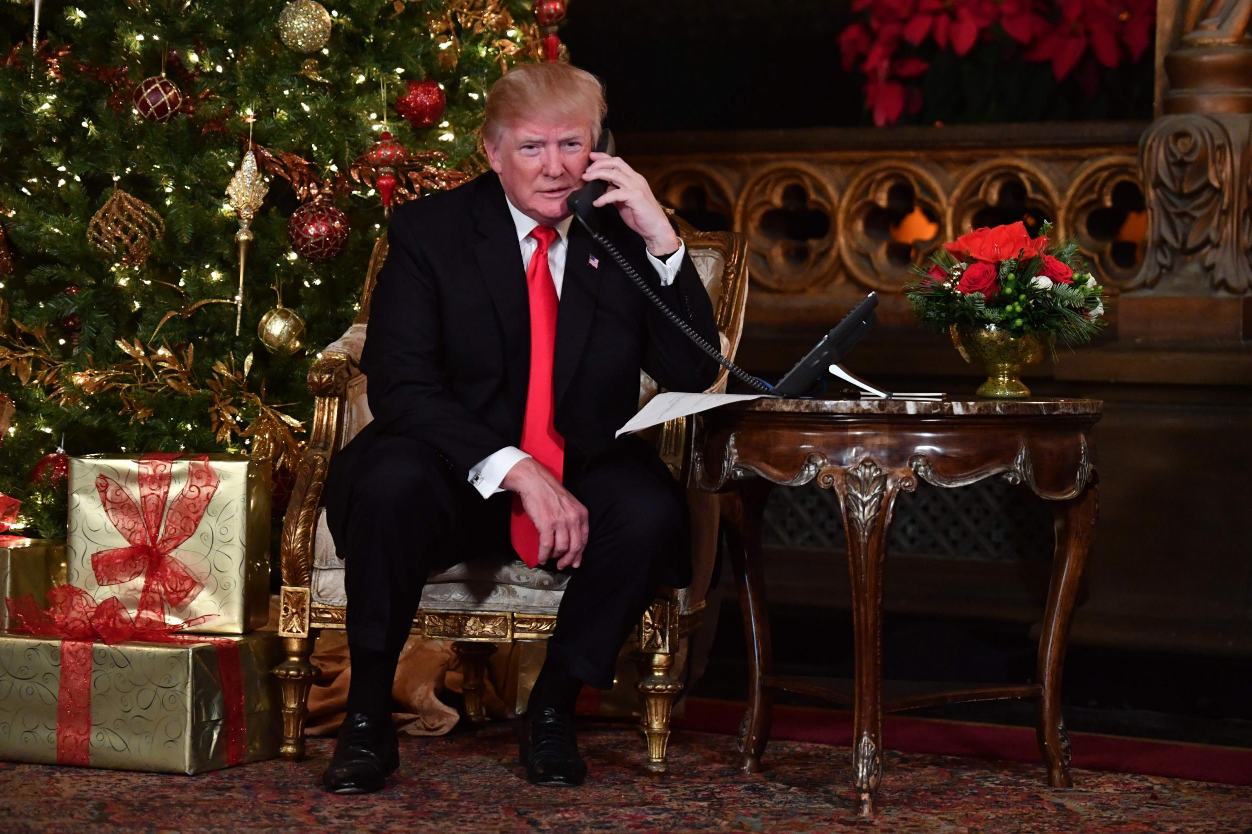 Trump claims he saved \'Merry Christmas\' from assault, despite Obama ...