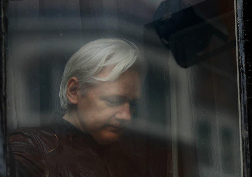 Julian assange online dating