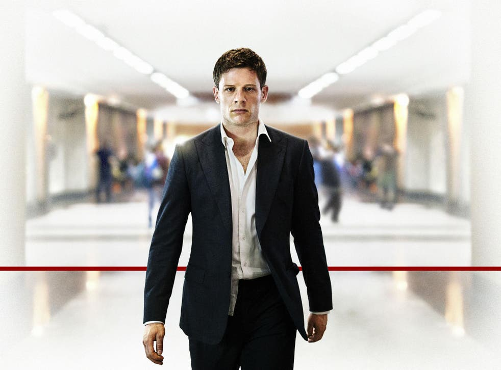 Norton stars as hedge-fund manager Alex Godman in the BBC's eight-part drama about organised crime