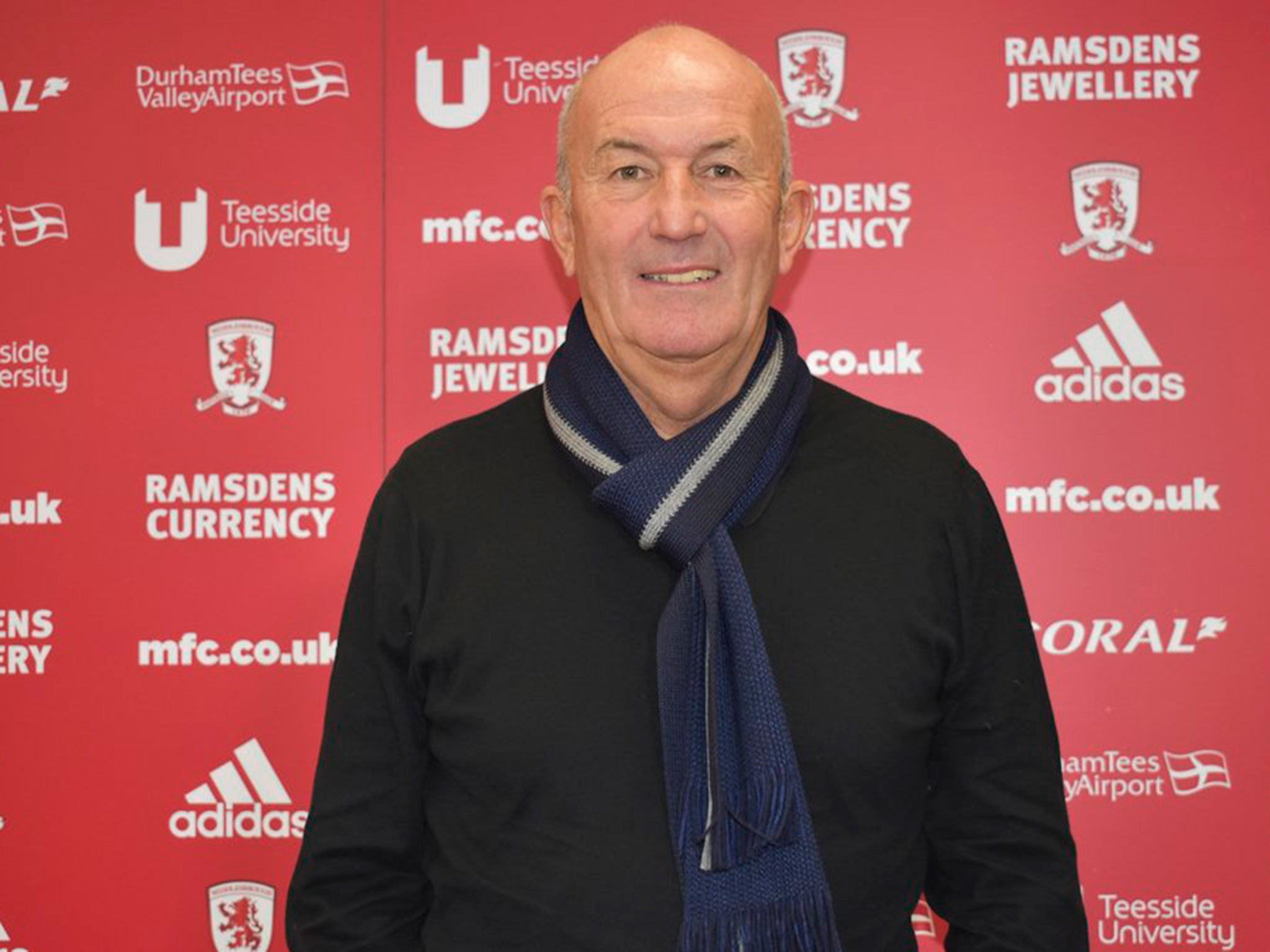 Tony Pulis - latest news, breaking stories and comment - The Independent