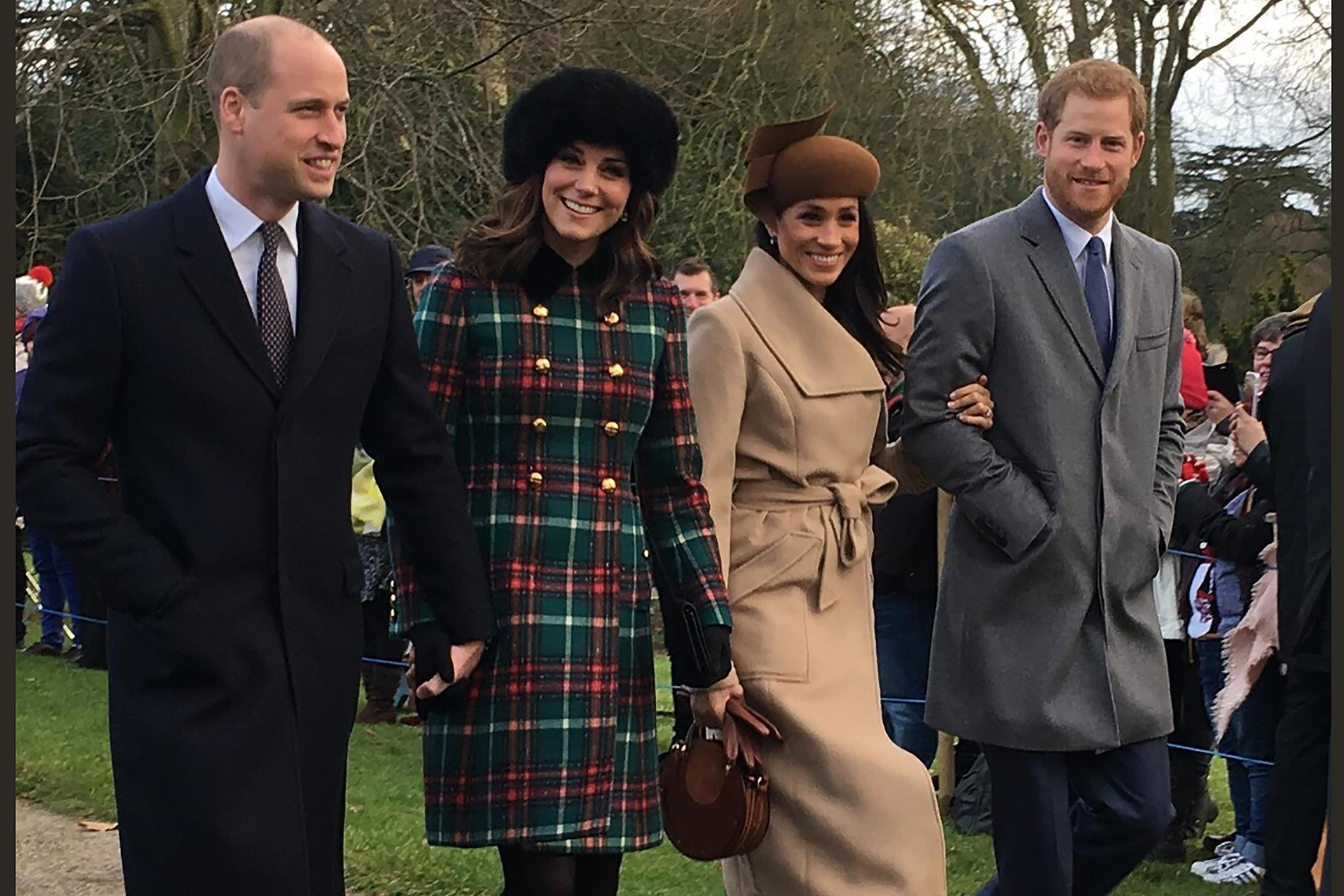 royal single parents See every single photo from the little prince's special day here—including appearances from prince harry,  meghan markle's dad compares royal family to cults.