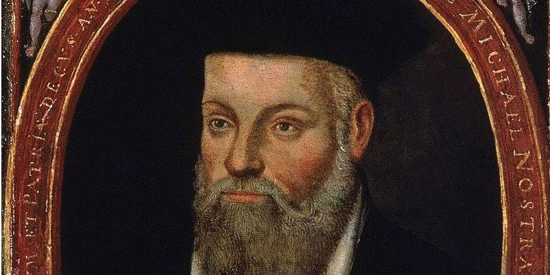 Predictions book nostradamus