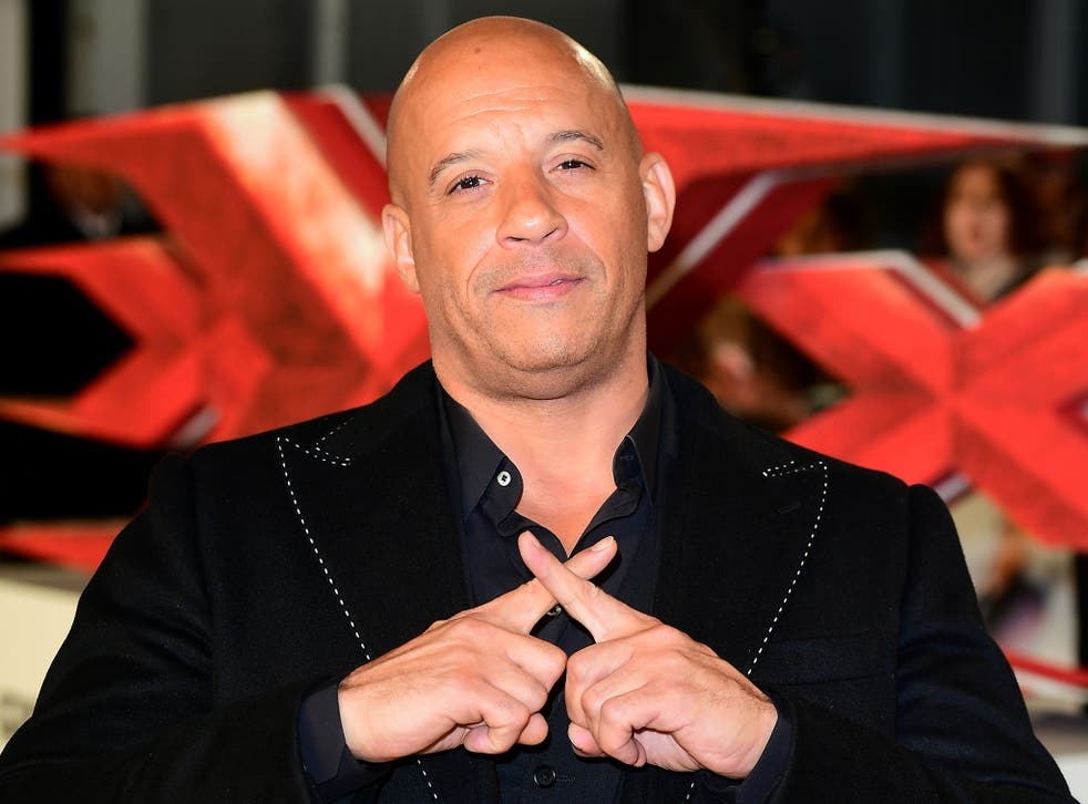 Vin Diesel beat his Fast And Furious co-star Dwayne Johnson to be named this year's top grossing actor
