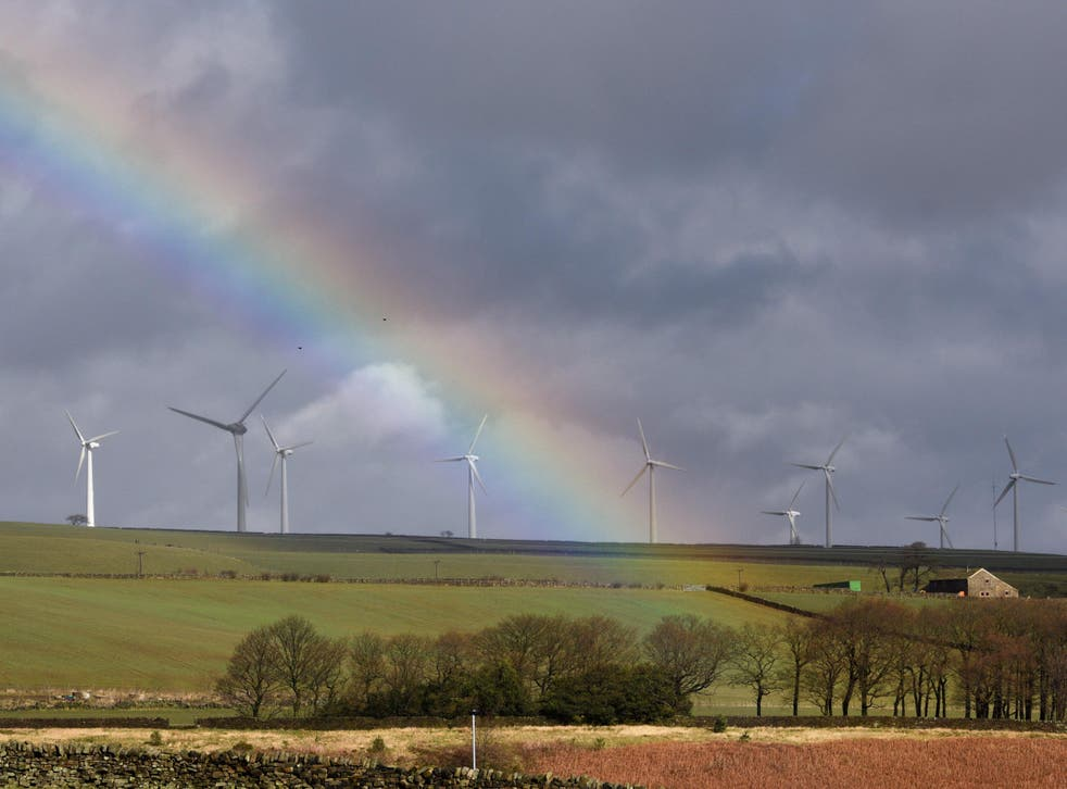 Among other achievements, 2017 saw the most wind power produced in a day in the UK