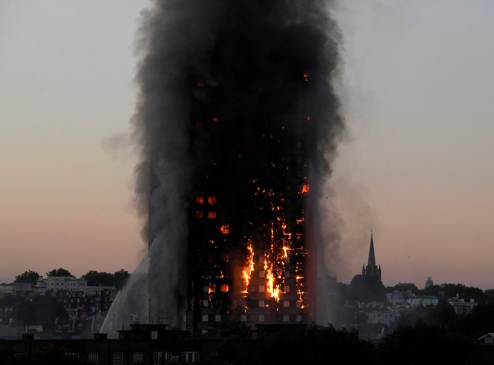The Tory leader of the council carried out media interviews after the blaze, including one in which he blamed residents for a lack of sprinklers