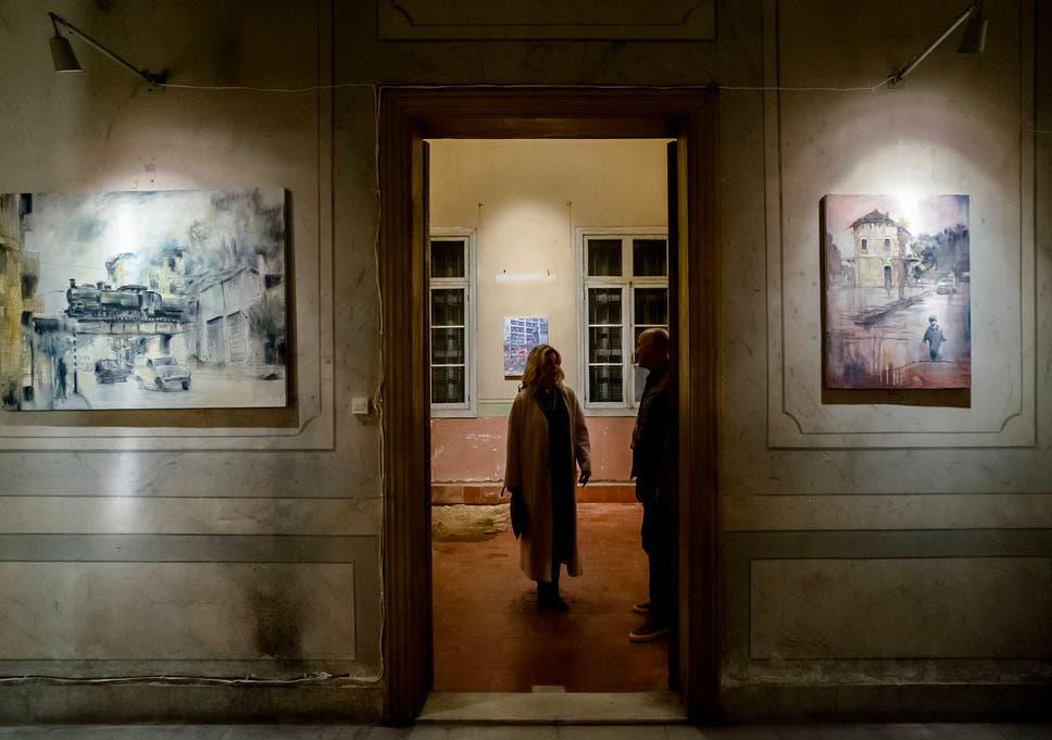 The Boustani house encompasses both the tragedy and faith of Lebanon