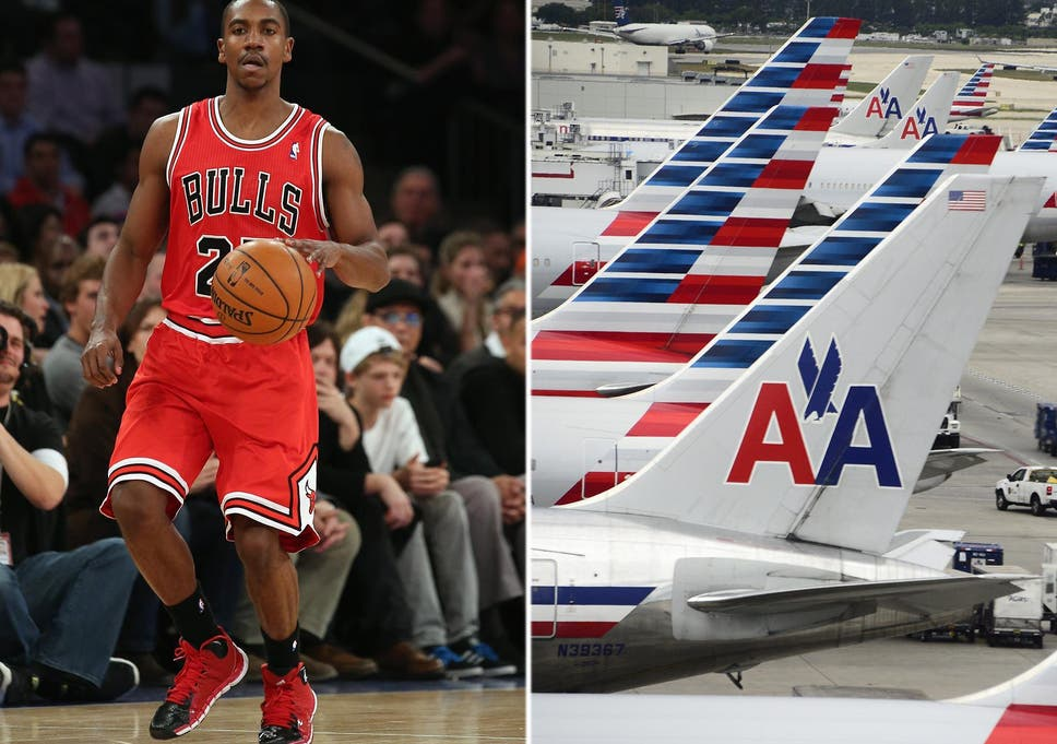 Two black basketball players removed from American Airlines