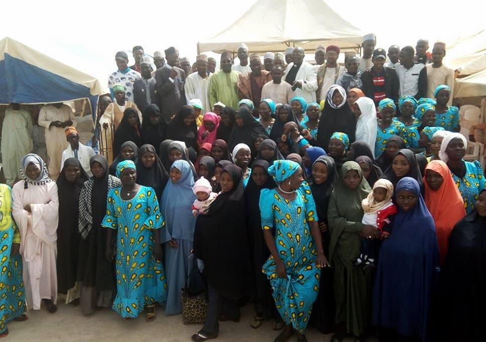 Muslims Celebrate Christmas.Shia Muslims Visit Nigerian Churches To Celebrate Christmas