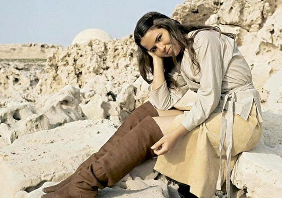 Why Koo Stark Is The Greatest Female Hero Star Wars Never Had The Independent