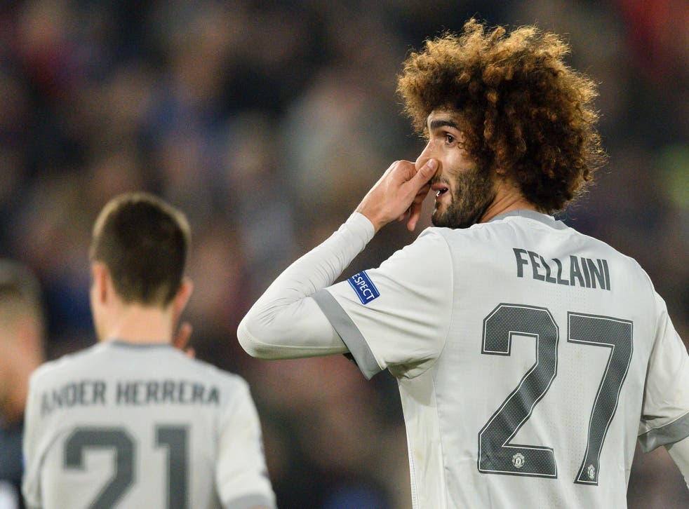 Fellaini wants to stay at United, claims Mourinho