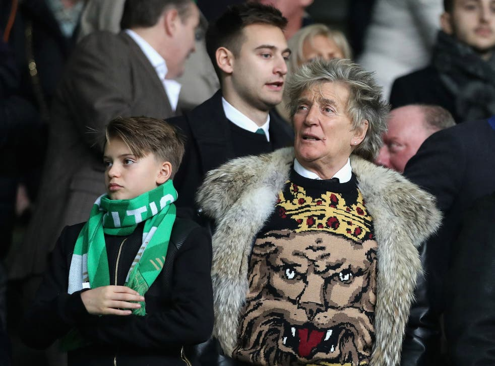 Experts urge men not to assume they will be able to father children into their late sixties like Rod Stewart