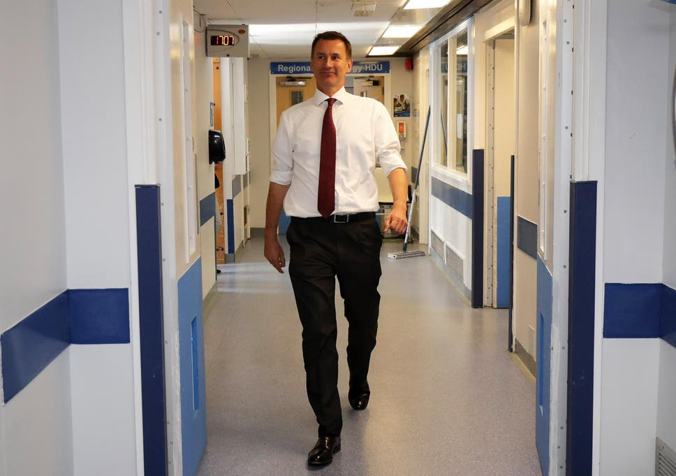 The Tories Are Edging Towards A Tax Rise Earmarked For The Nhs