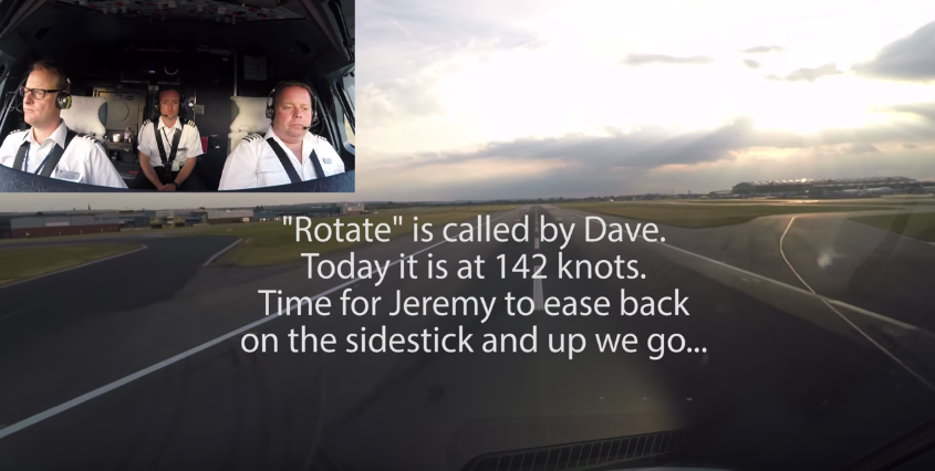 Why this British Airways A380 pilot filmed his take-off from Heathrow