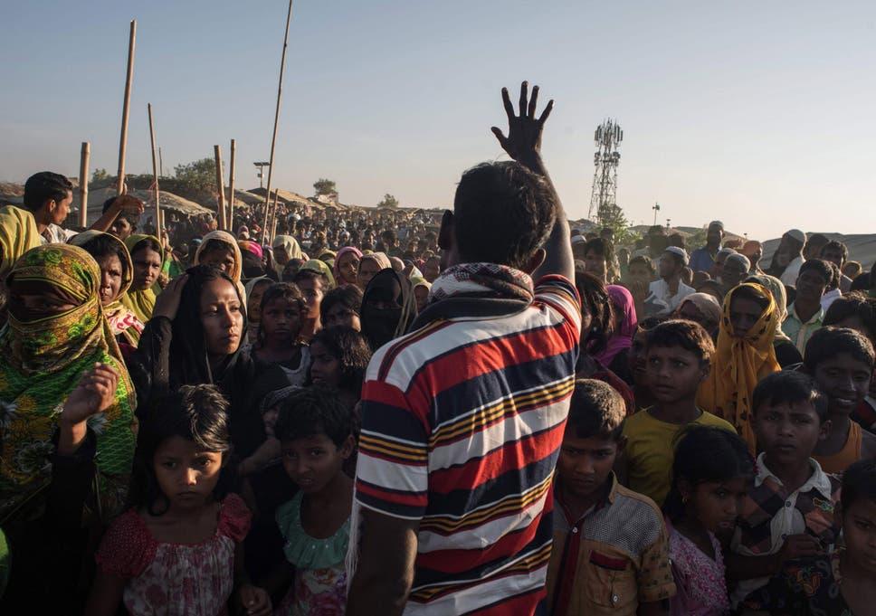 Rohingya Muslim refugees face fresh misery as Bangladesh