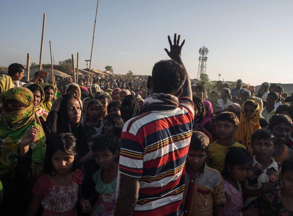 People seeking to return to Myanmar from Bangladesh will be asked to show documents that prove residency which many say they don't have