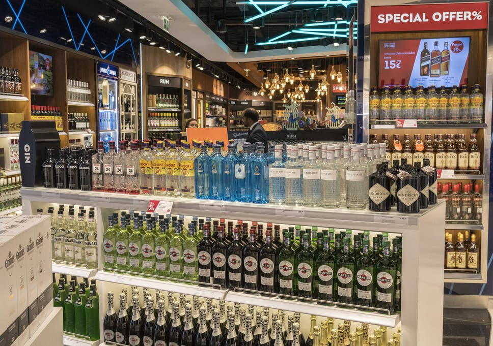 UK will sweeten travel to and from EU with duty-free alcohol