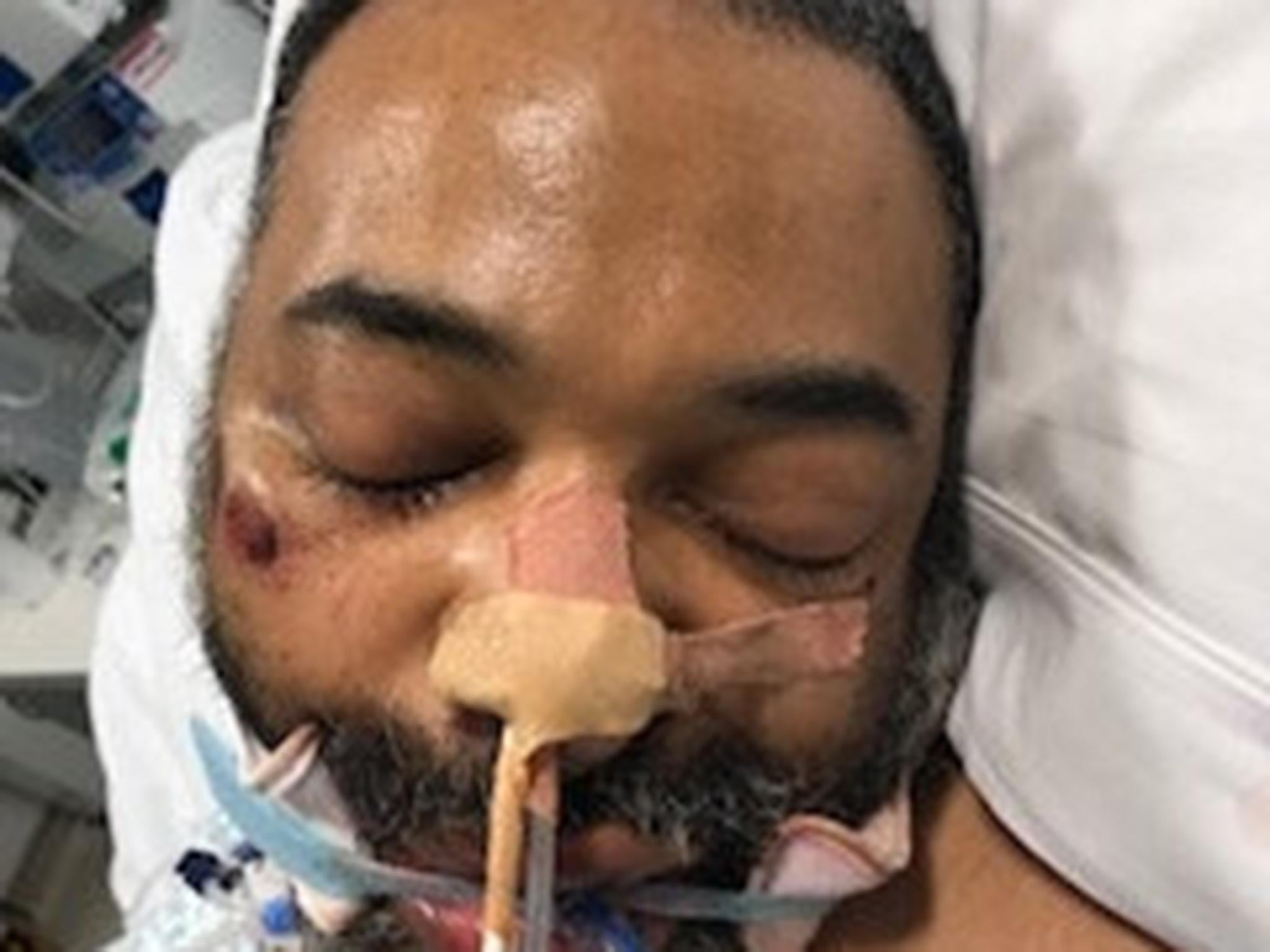 Police appeal to identify heart attack victim found outside London hospital on Boxing Day