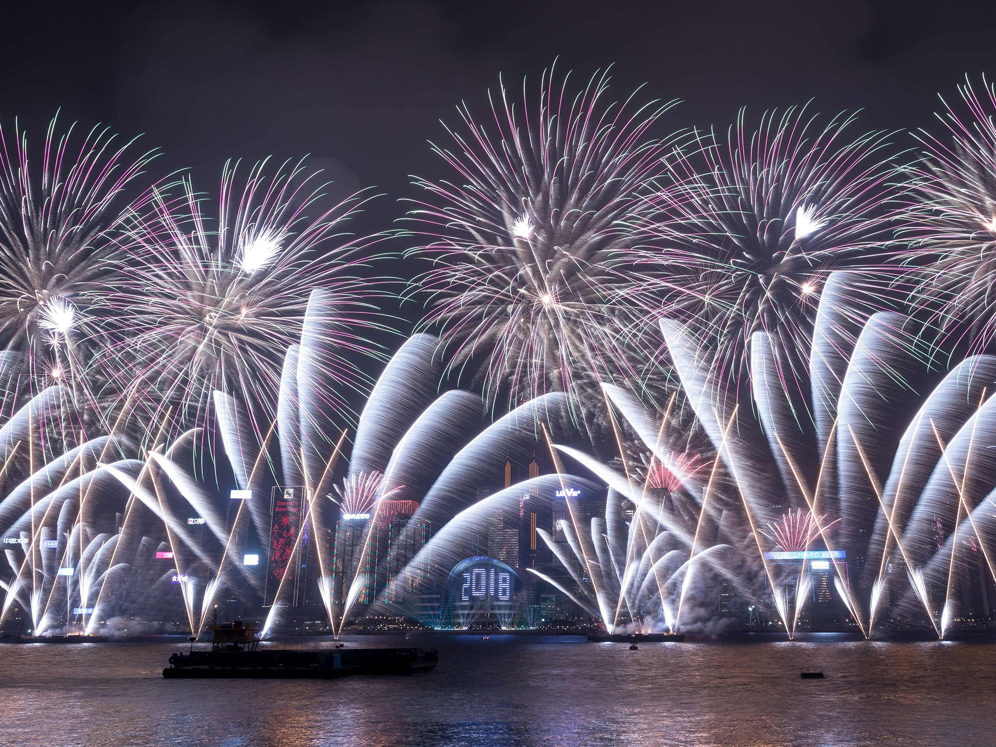 how to spend chinese new year in hong kong the independent
