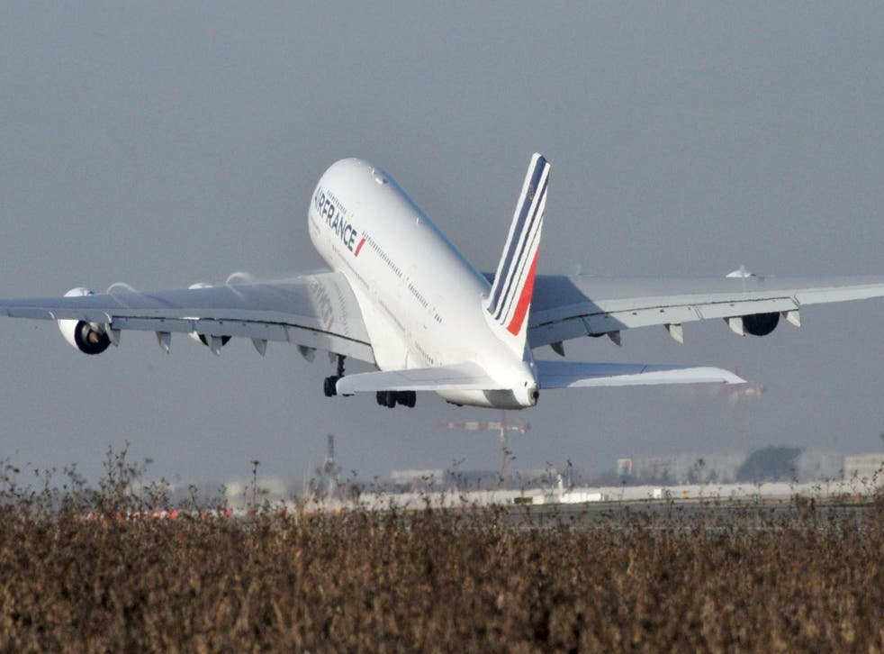 That an Air France A380 lost an engine over the Atlantic and landed safely this year is 'testament to the robustness' of the aircraft