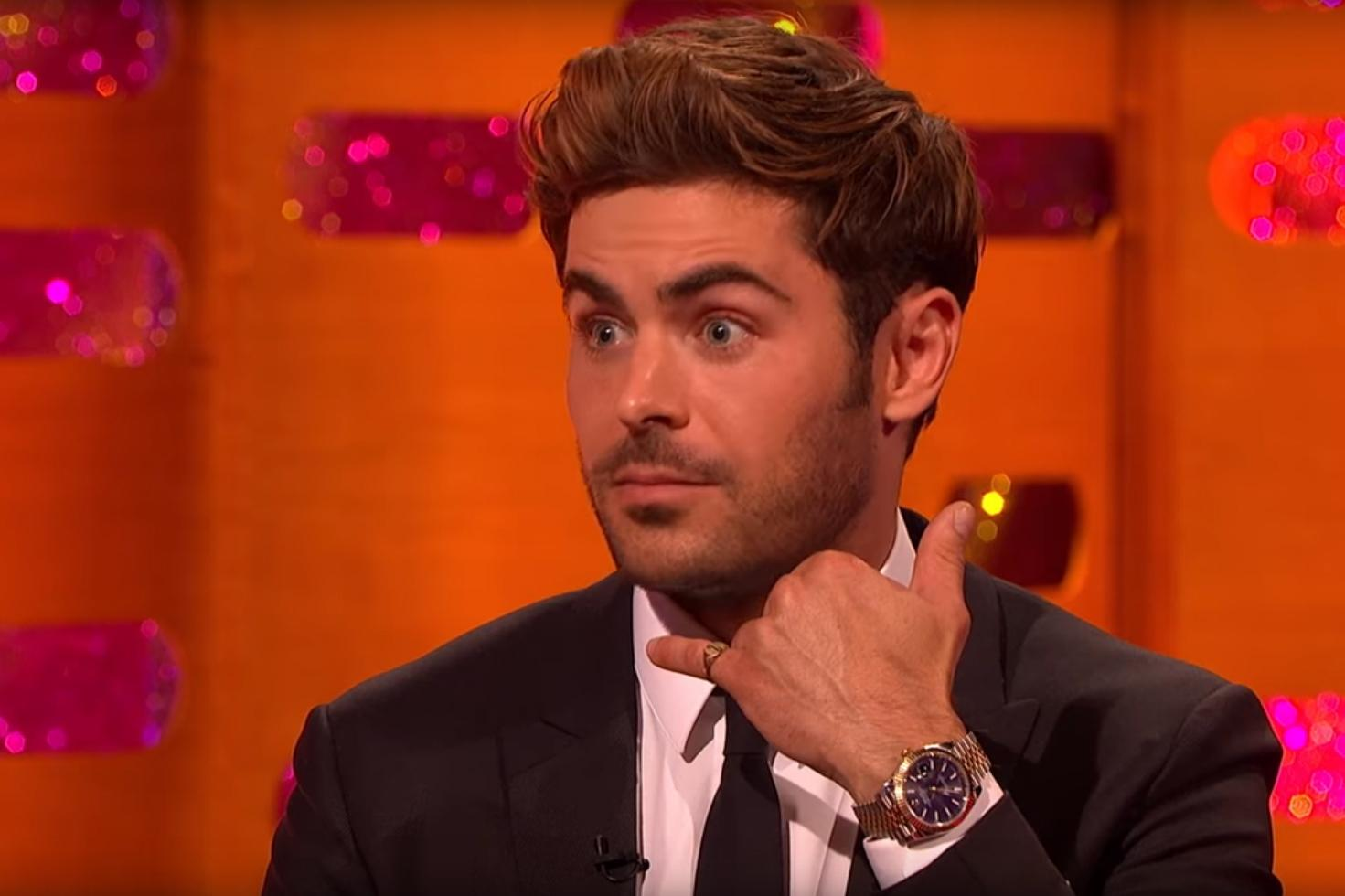 where is zac efron today