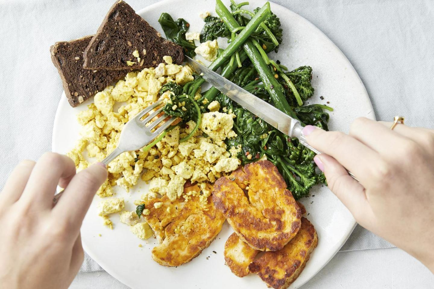 Five recipes for a healthy new lifestyle instead of a diet