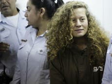 Palestinian Ahed Tamimi 'sexually harassed' during interrogations
