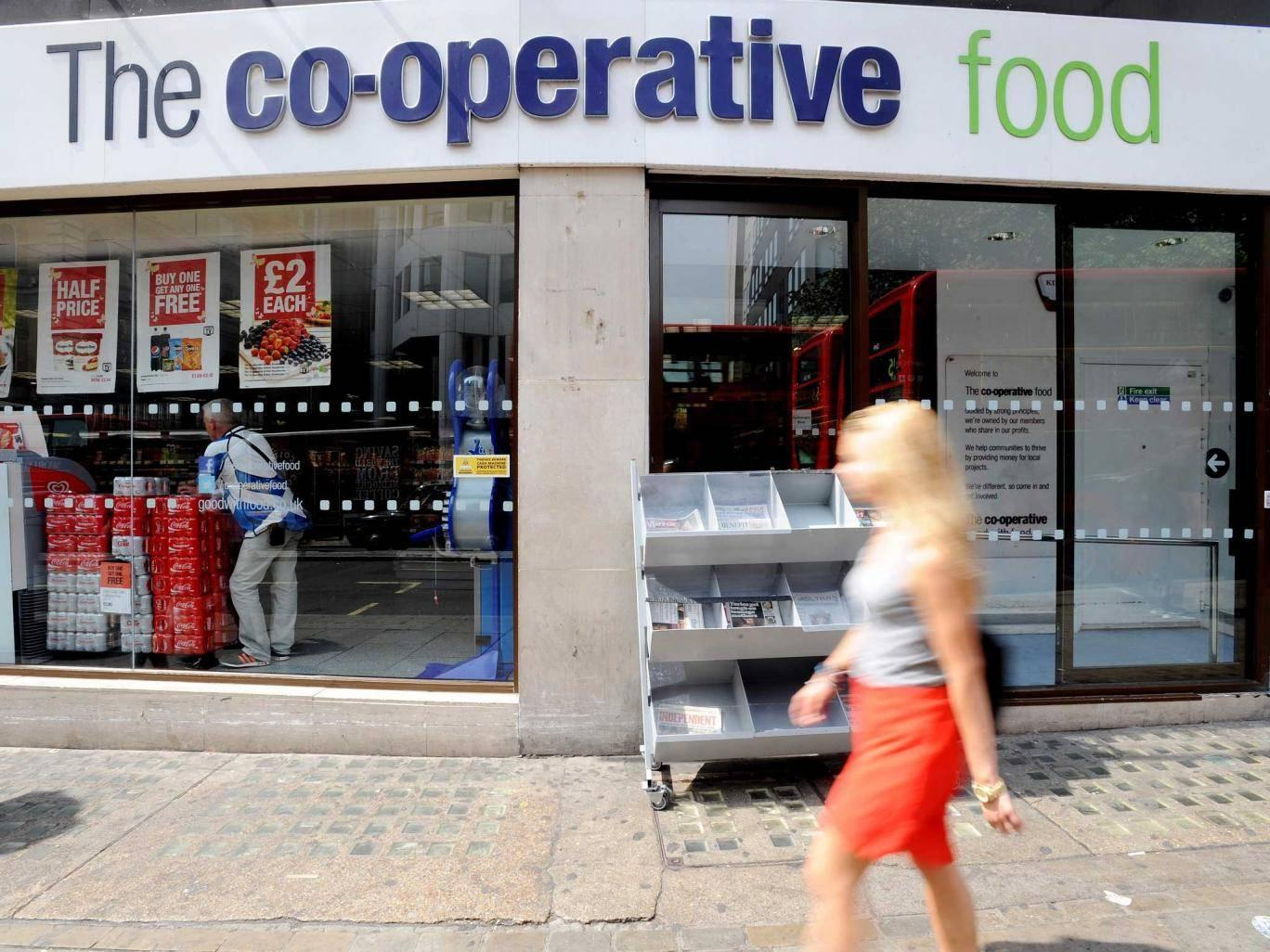 Co-op pledges £50m of price cuts for grocery staples amid 'tight' competition | The Independentindependent_brand_ident_LOGOUntitled